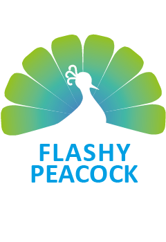 FLASHY PEACOCK